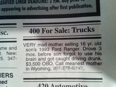 Meanest mother
