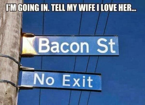 bacon st