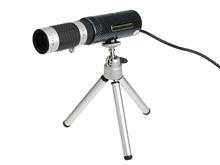 Web Cam con Telescopio