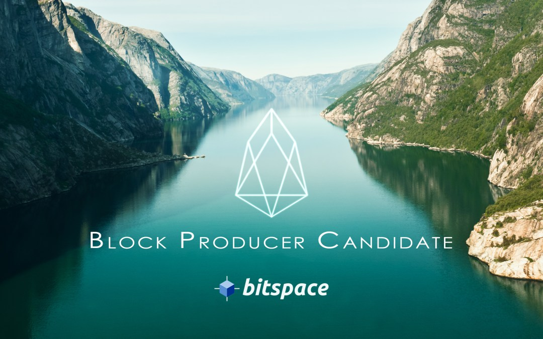BitSpace announces EOS Block Producer Candidacy