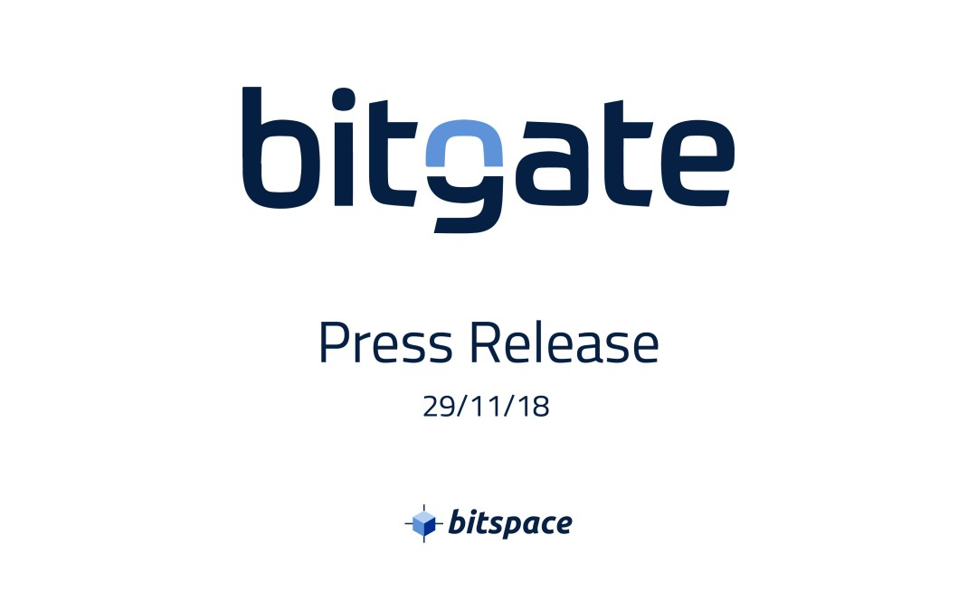 BitGate Recruits Leading Blockchain Professionals for Expansion into Europe