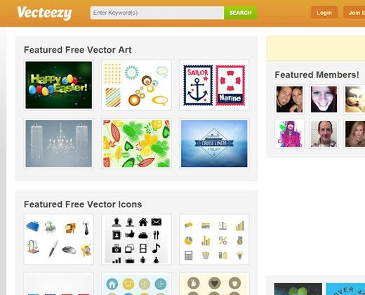 vecteezy vector gallery