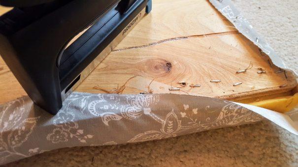 staple new upholstery