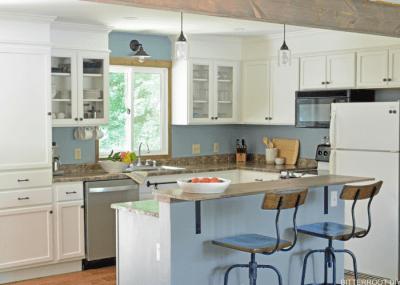 Modern Rustic Kitchen Reveal