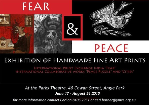 Fear and Peace invitation