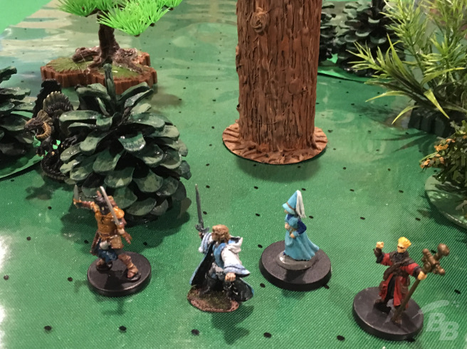 Crafting Trees for RPGs 1: Bitzy crafts pine trees using