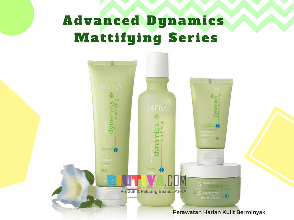 JAFRA Mattifying Advanced Dynamics Series