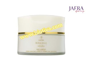 JAFRA Royal Jelly Body Complex-biutiva