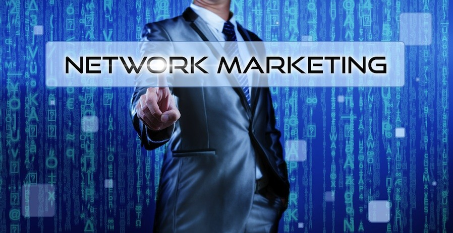 cara kerja network marketing mlm