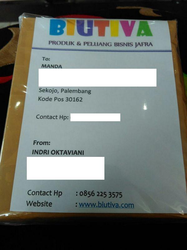 Manda (Palembang, Sumsel)