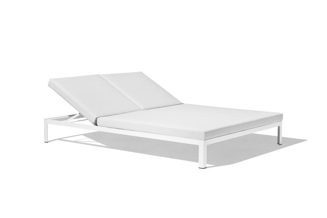Nak / double deckchair