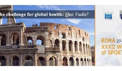 Grande successo biXe World Congress of Sport Medicine di Roma 2012