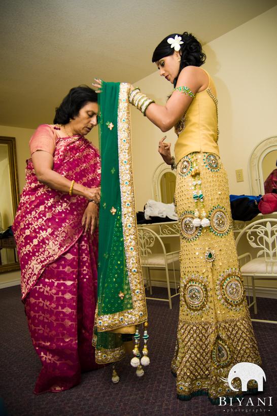 Bengali Telugu Indian Wedding Reception Photographer