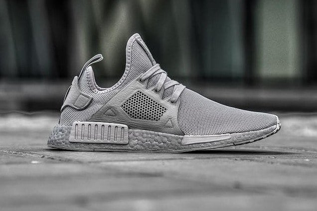 d1d2b7731 Admirably Adidas Nmd Xr1 Triple Grey Release Date By9923 ...