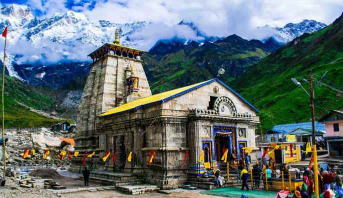 Kedarnath Tourism Guide : How to reach Kedarnath Temple, Opening dates,  etc. | Kedarnath Tourism Packages at the Best Price