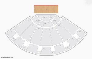 Bellco Theatre Seating Chart   Seating Charts & Tickets