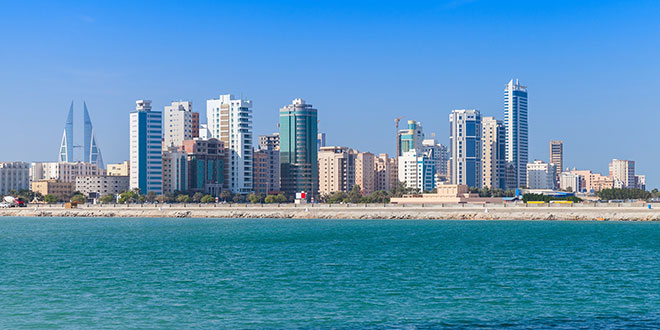 Seef Properties And Bahrain Clear Sign Share Registry Agreement