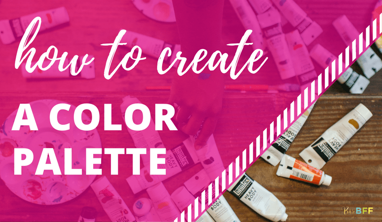 How to Create a Color Palette from a Photo Using Adobe Color