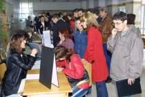 500 de locuri de muncă disponibile în cadrul unui târg de joburi care va avea loc la Casa Armatei. Salariile ajung până la 1.250 de euro/lună