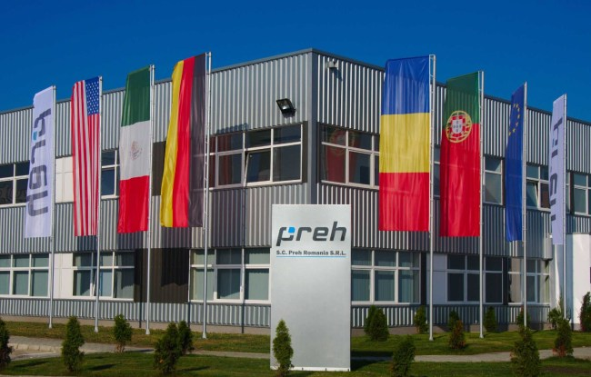 Germanii de la Preh au sărit de 1.000 de angajați la Ghimbav și continuă angajările