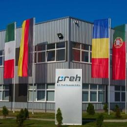 Preh a investit 21 de milioane de euro în fabrica sa de la Ghimbav
