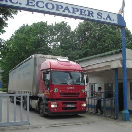 Ecopaper Zărnești va deschide un punct de lucru lângă București
