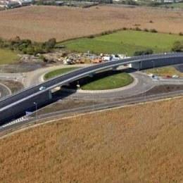 Pasajul peste ocolitoare spre Sânpetru va fi realizat de Compania de Drumuri, din bani europeni