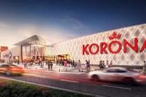 Carrefour în loc de Korona Mall, pe suprafața fostei uzine Fartec