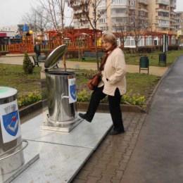 Au fost emise primele certificate de urbanism pentru amenajarea de pubele îngropate