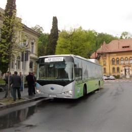 Autobuzul electric merge cu aproape 50 de bani pe kilometru. Cel clasic consumă carburant de 2 lei la kilometru