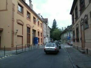 Strada Castelului intra in santier (1)