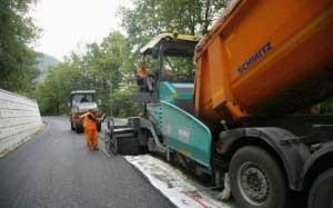 Lucrari asfaltare DN 2D