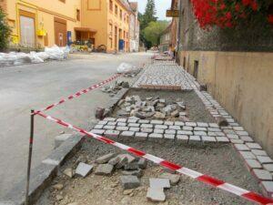 Lucrari strada Castelului (4)