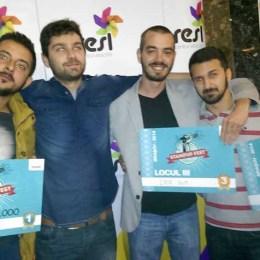 Câștigorii ediției 2014 a Stad Up Fest
