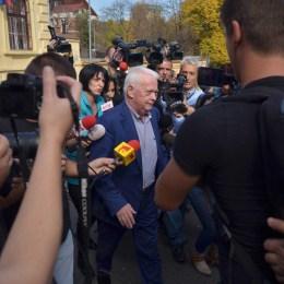 Viorel Hrebenciuc, urmărit penal pentru spălare de bani în dosarul retrocedărilor ilegale