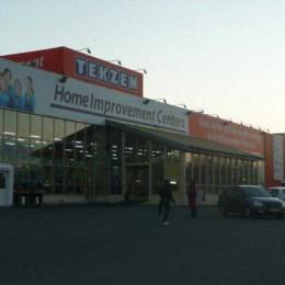 Magazin de mobilă de 5.000 de metri pătrați în locul fostului Tekzen