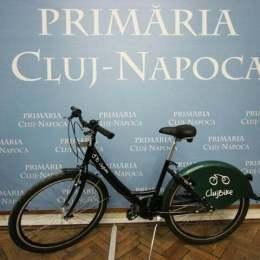 O firmă braşoveană va întreţine reţeaua de bike-sharing din Cluj
