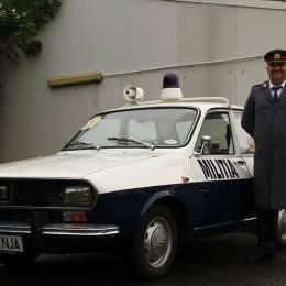 Dacii de Miliție și un model fabricat pentru Marea Britanie vor fi prezente în Piața Sfatului