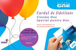 cinema one card