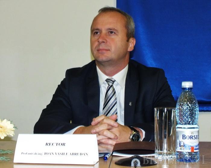 Brașoveanul Ioan Abrudan, ales vicepreședinte al Consiliului Național al Rectorilor