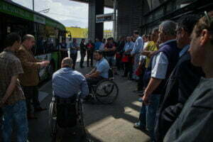 autobuz RAt persoane dizabilitati