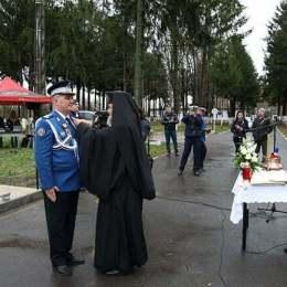 Jandarmii brașoveni au primit recunoștința de soldați ai păcii din partea ÎPS Laurențiu Streza