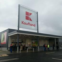 Kaufland face angajări la Brașov. Salariile variază în funcție de experiență și post