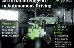 Inteligenţa Artificială în Autonomous Driving – ultimele tehnologii din domeniu vor fi prezentate de brașovenii de la Elektrobit