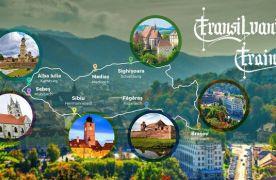 """""""Transilvania Train"""" – trenul care străbate Transilvania în patru zile, iar un bilet costă 780 de euro"""