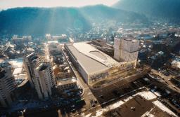 Noi simulări foto cu viitorul mall AFI Palace din Centrul Civic