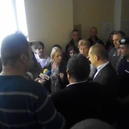 """Scandalul de pe pasajul spre Sânpetru s-a mutat la ușa prefectului. Lucrările de mântuială amână deschiderea traficului """"pentru cea de-a doua jumătate a lunii mai"""""""