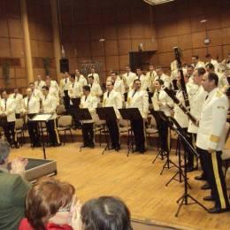 Concert extraordinar de fanfara în Piața Sfatului, la închiderea Festivalului Promenadelor Brașovului