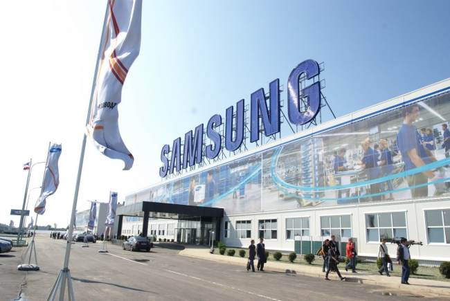 Samsung ar fi interesată să deschidă o fabrică în România, Brașovul fiind unul dintre orașele luate în calcul