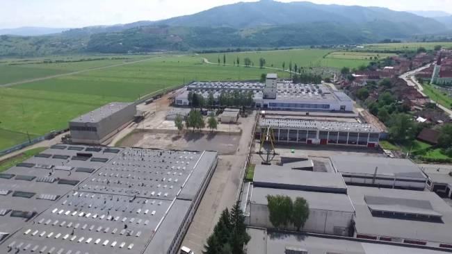 Electroprecizia face investiții de 4,5 milioane de euro în parcul său industrial